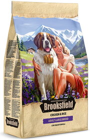 Brooksfield Adult Dog Large Breed Chicken/Rice фото
